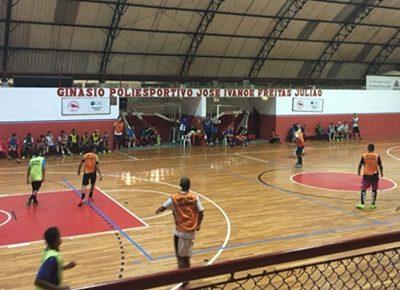 ea208dcff9939 Divisão de Futsal organiza Festival Vermelhinho 2019